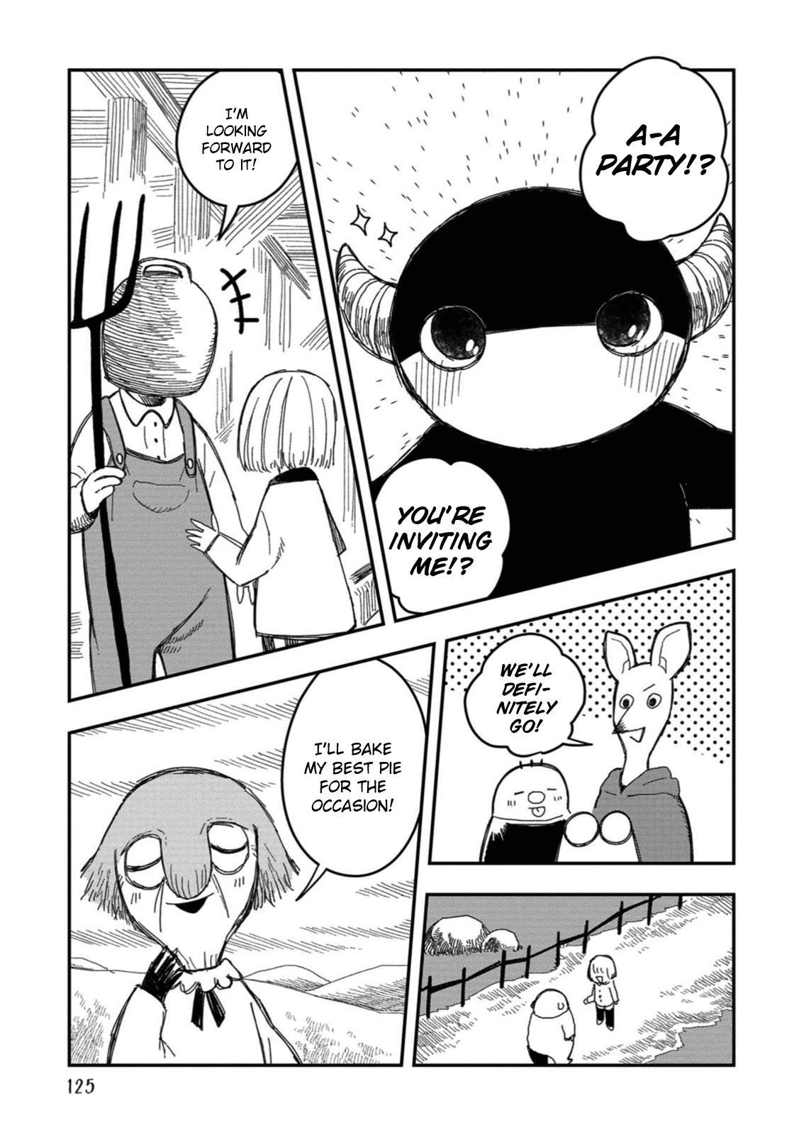 Rojica To Rakkasei Chapter 24: Among The Fireflies page 13 - Mangakakalots.com