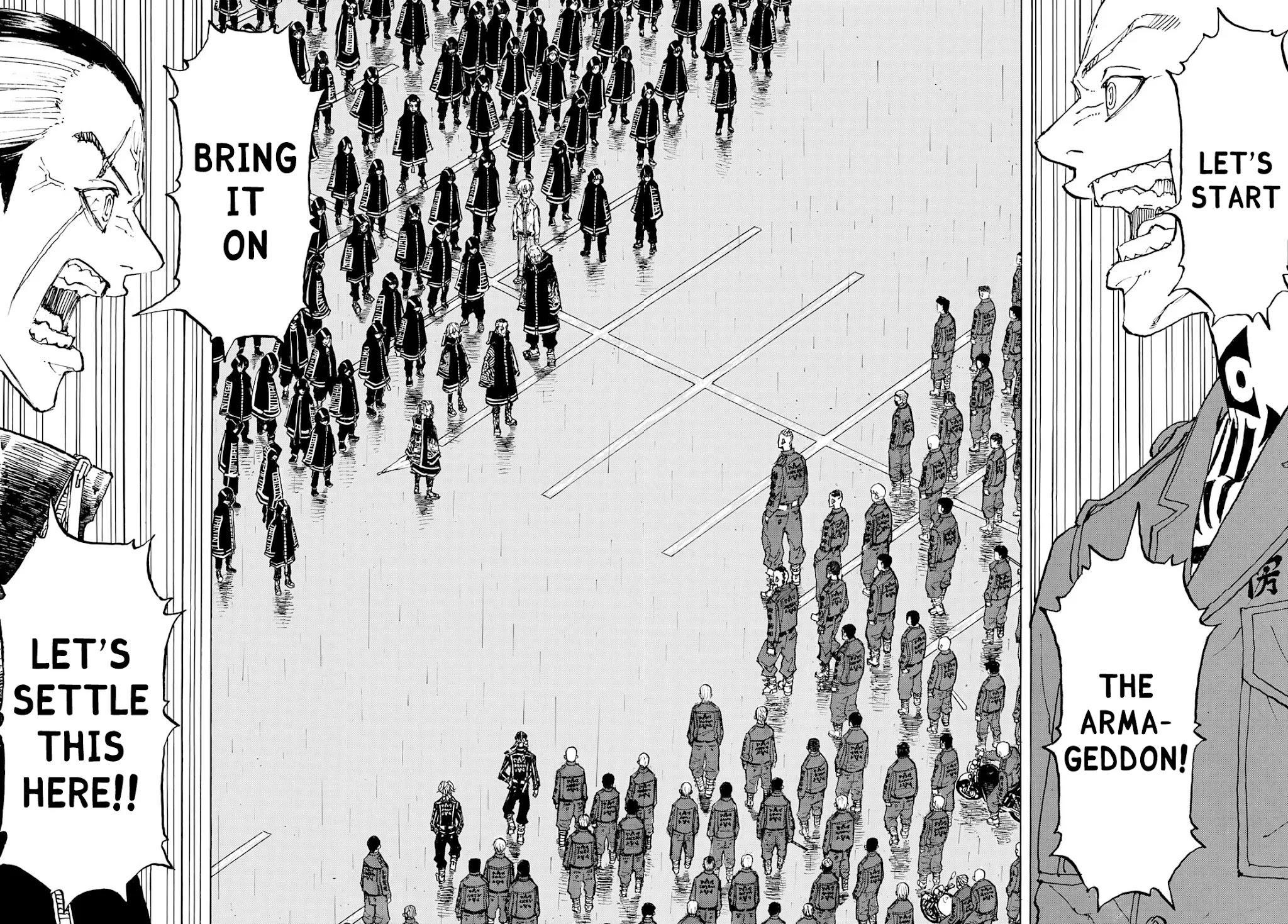 Tokyo Manji Revengers Chapter 224: Cutthroat page 13 - Mangakakalots.com