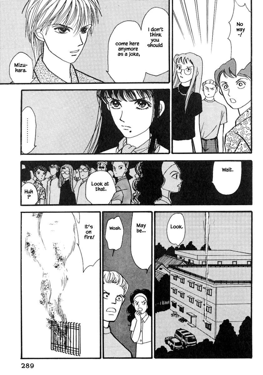Shi To Kanojo To Boku Chapter 14.3 page 16 - Mangakakalots.com