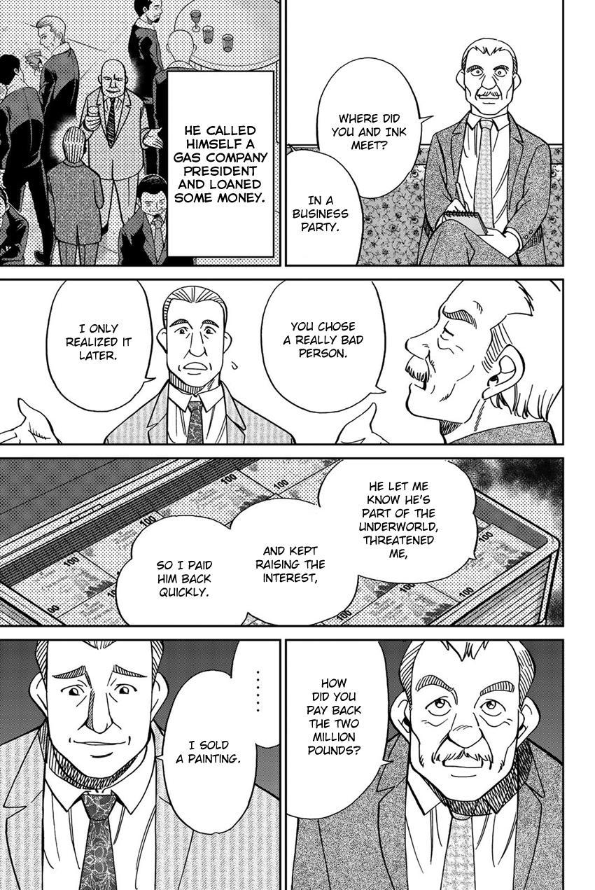 Q.e.d. Iff - Shoumei Shuuryou Vol.9 Chapter 18: Beautiful Painting page 26 - Mangakakalots.com
