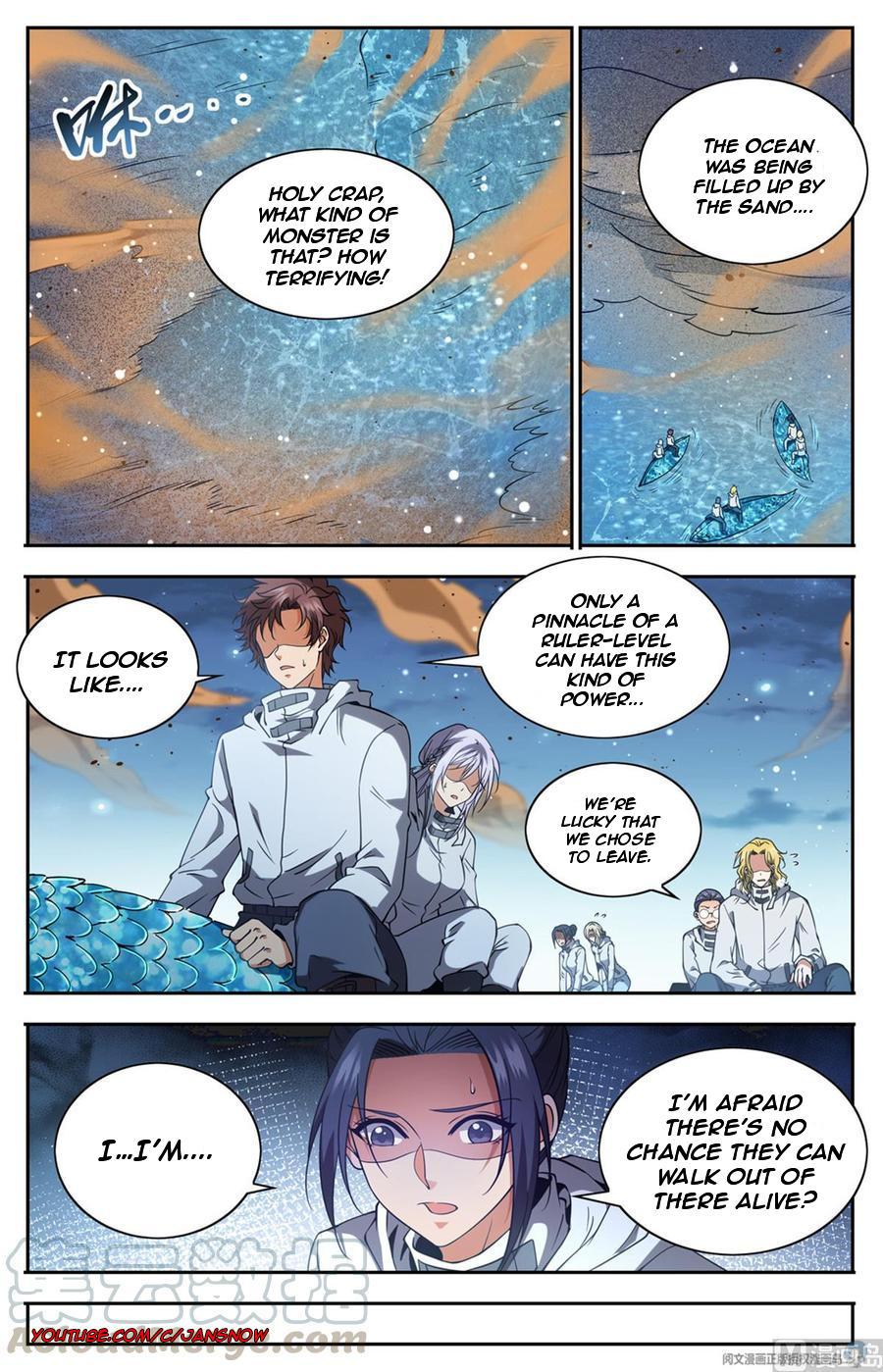 Versatile Mage Chapter 660 page 12 - Mangakakalots.com