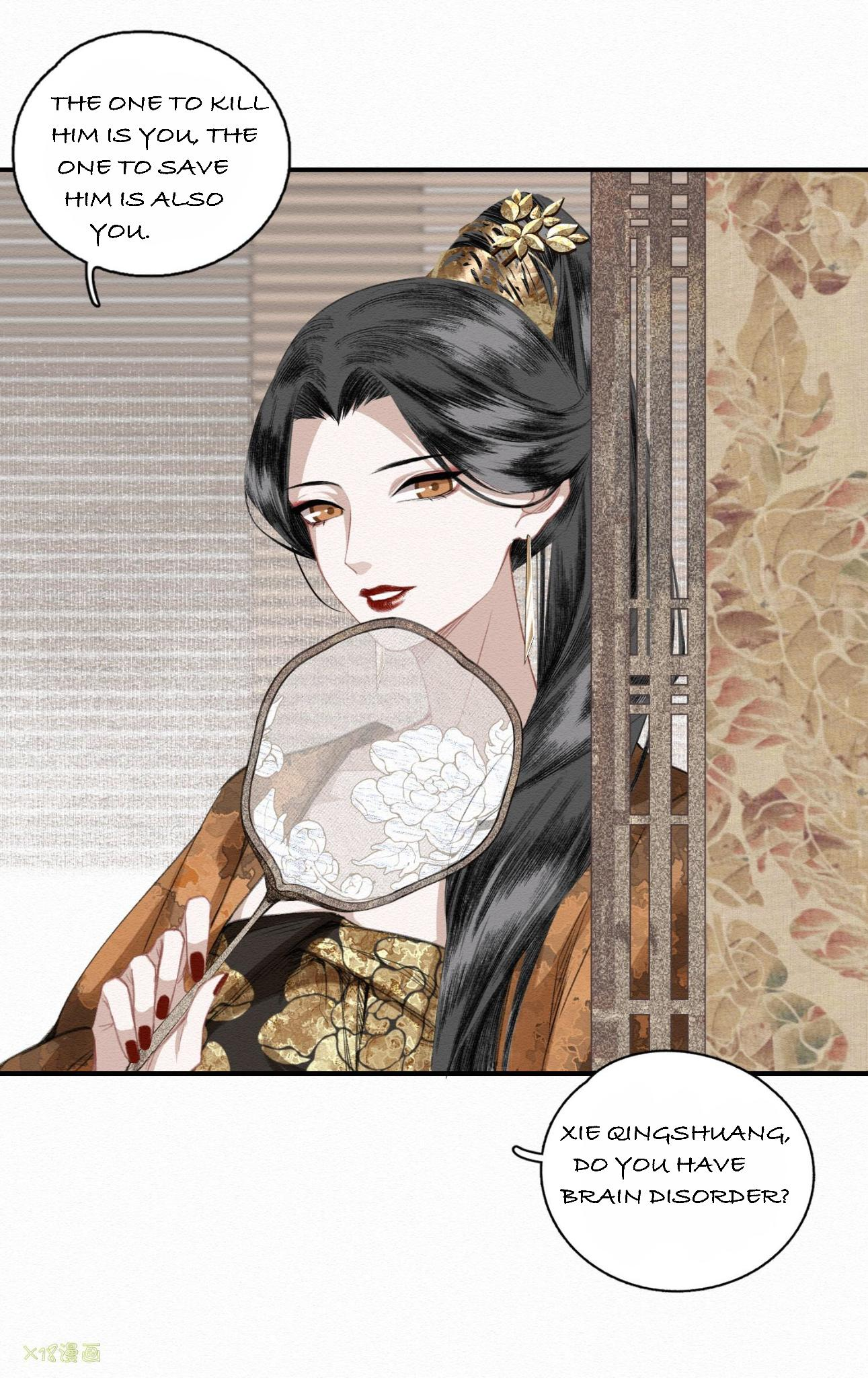 I Accidentally Saved The Jianghu'S Enemy Chapter 9 page 19 - Mangakakalots.com