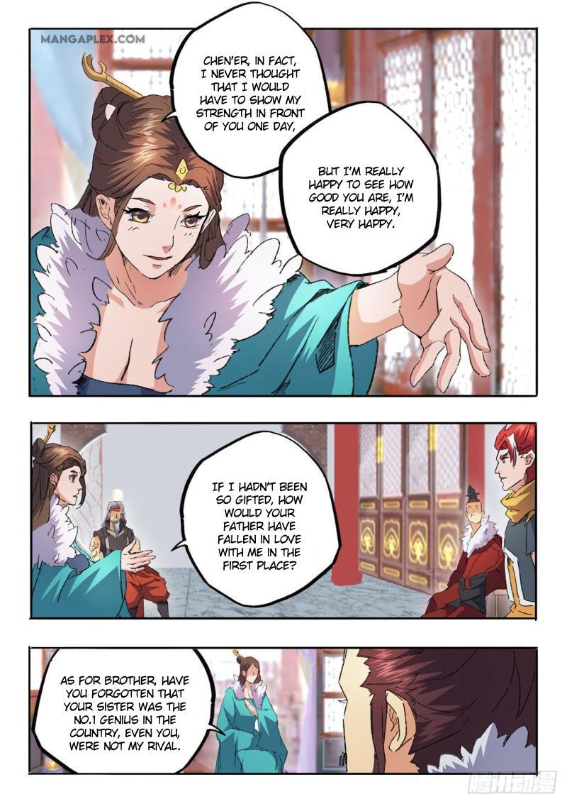 Martial Master Chapter 461 page 4 - Mangakakalots.com