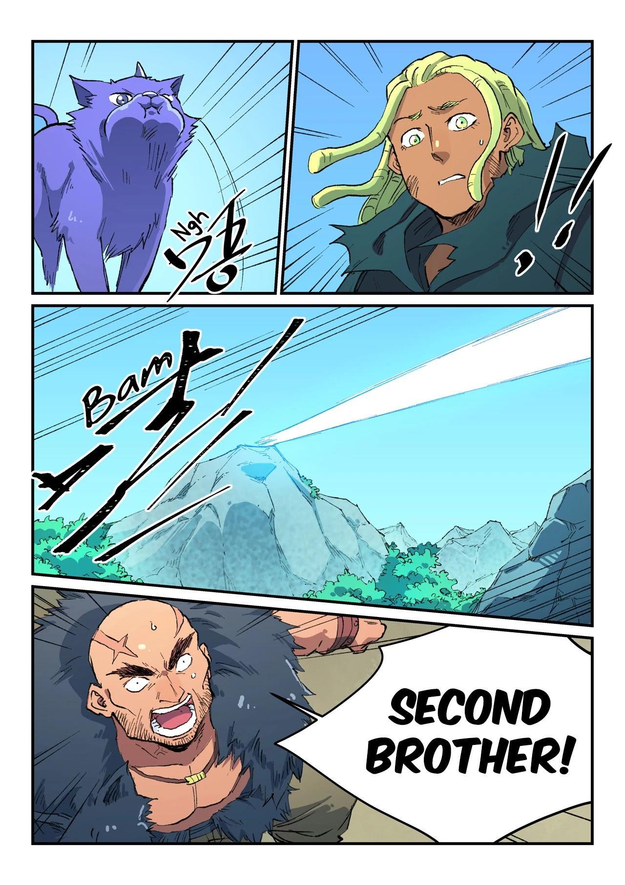 Star Martial God Technique Chapter 462 page 4 - Mangakakalots.com