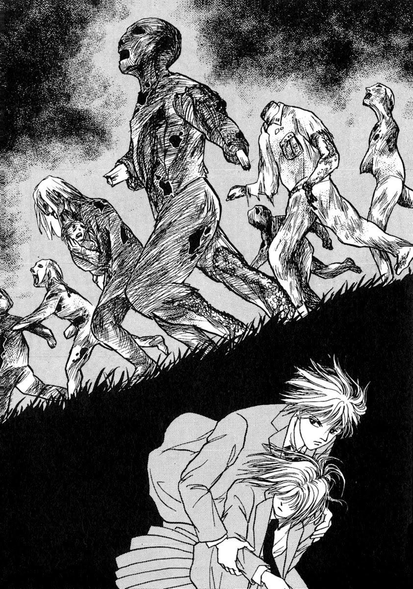 Shi To Kanojo To Boku Chapter 13.3 page 12 - Mangakakalots.com