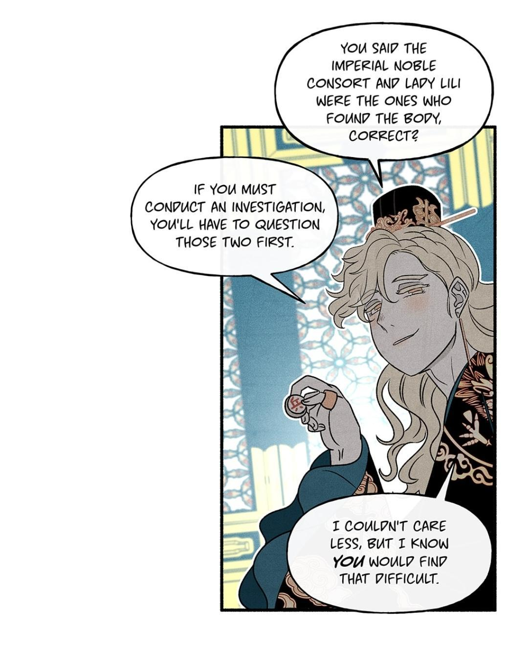 Concubine Walkthrough Chapter 31 page 12 - Mangakakalots.com