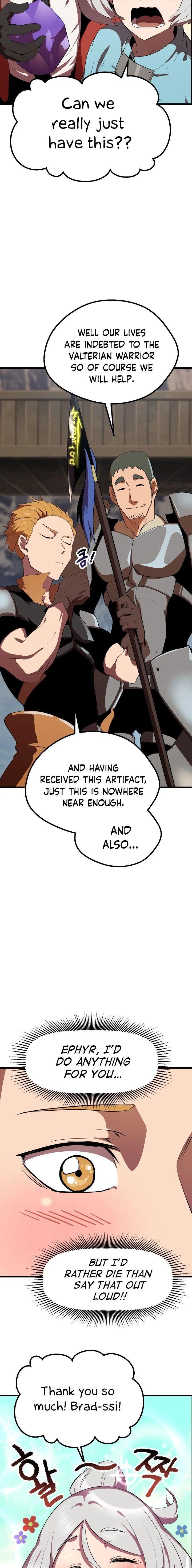 Survival Story Of A Sword King In A Fantasy World Chapter 57 page 17 - Mangakakalots.com