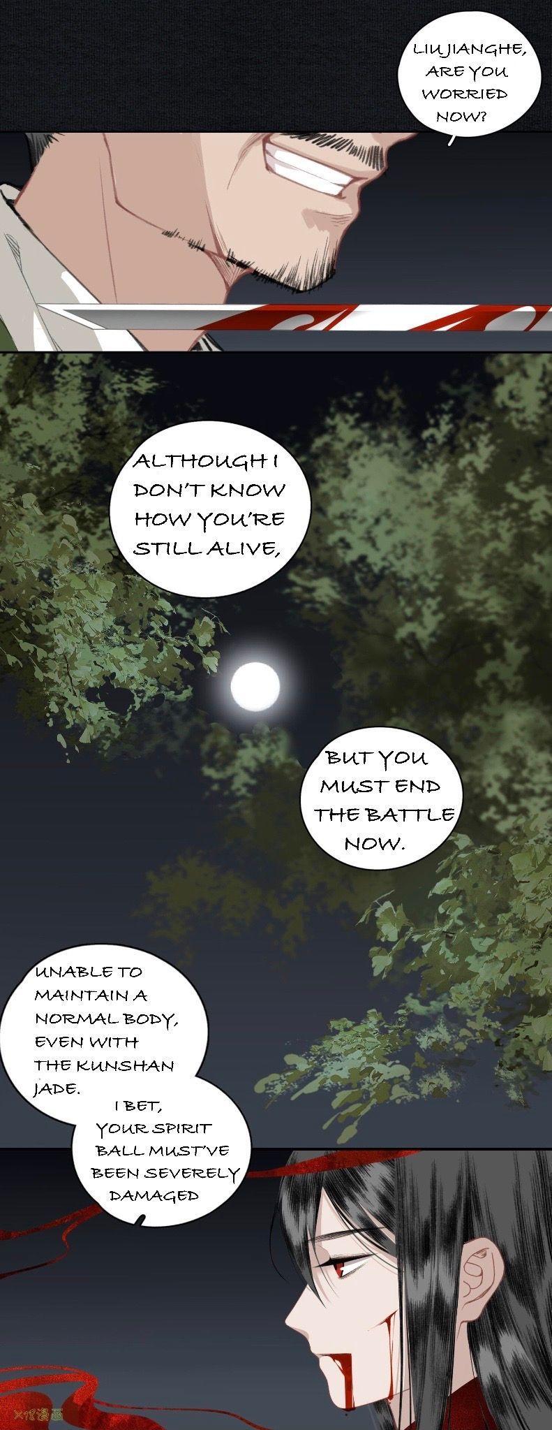 I Accidentally Saved The Jianghu'S Enemy Chapter 7 page 10 - Mangakakalots.com