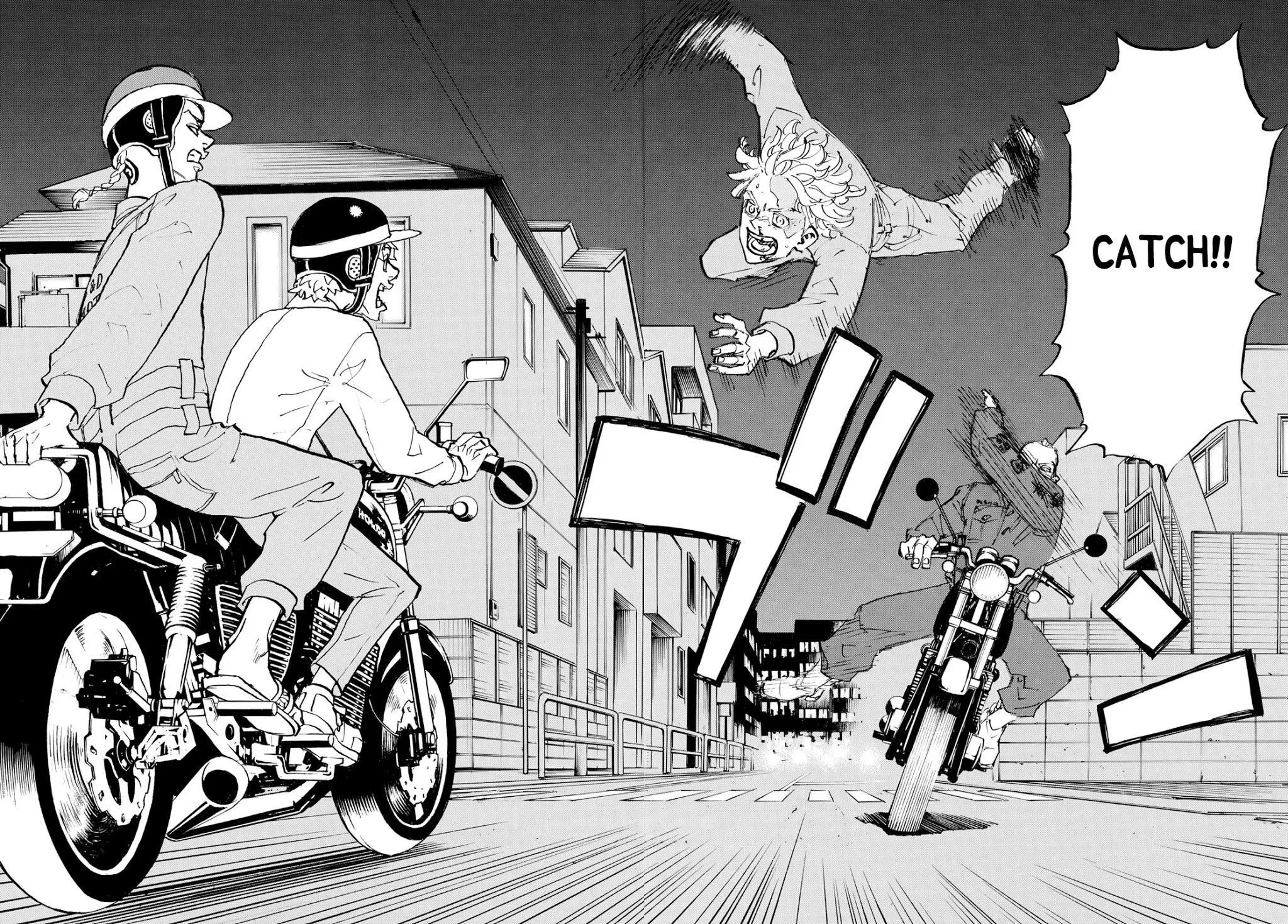 Tokyo Manji Revengers Chapter 210: Face The Music page 10 - Mangakakalots.com