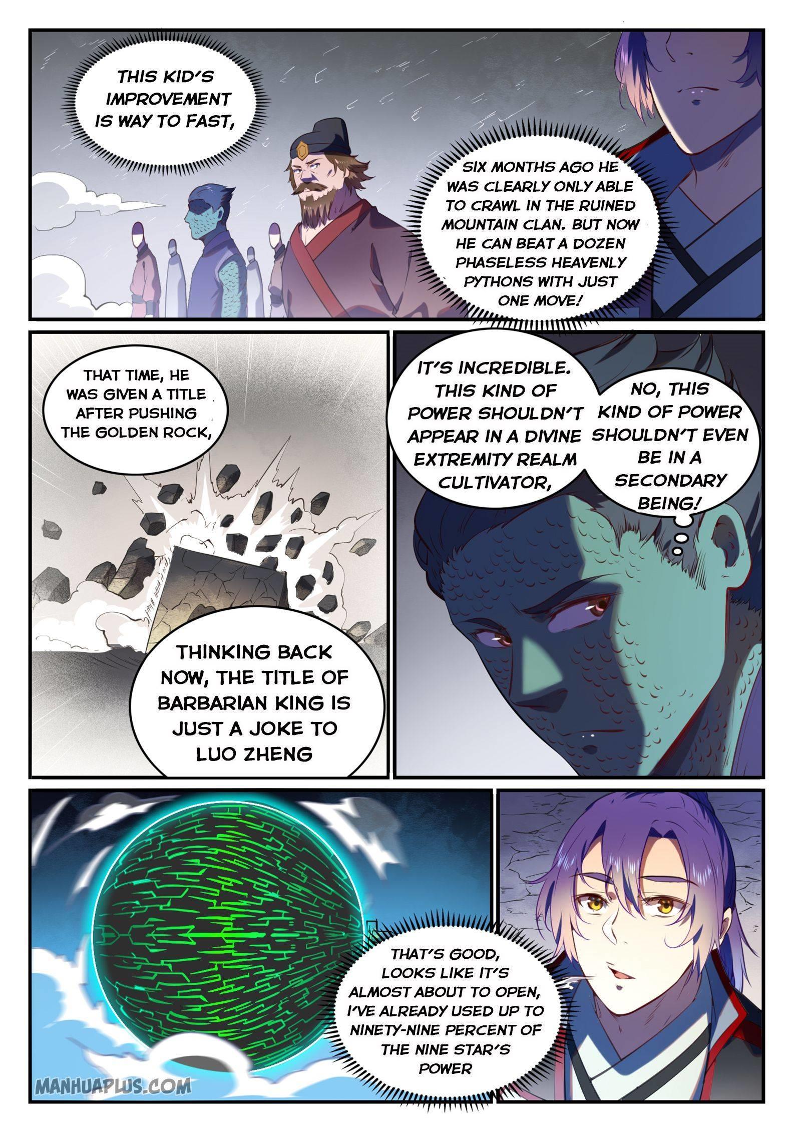 Apotheosis Chapter 757 page 14 - Mangakakalots.com