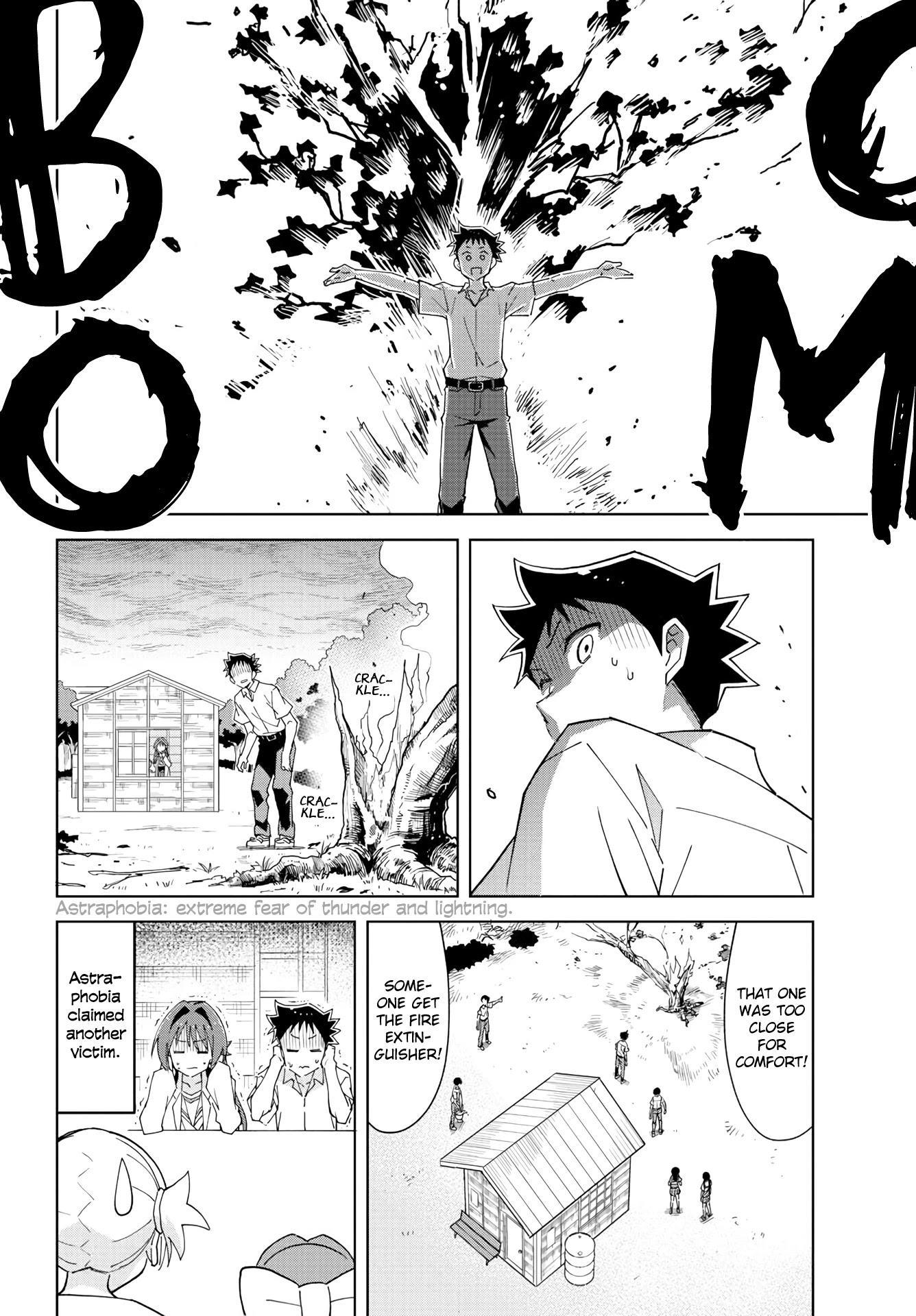 Atsumare! Fushigi Kenkyu-Bu Chapter 231: The Mystery Of Lightning page 8 - Mangakakalots.com
