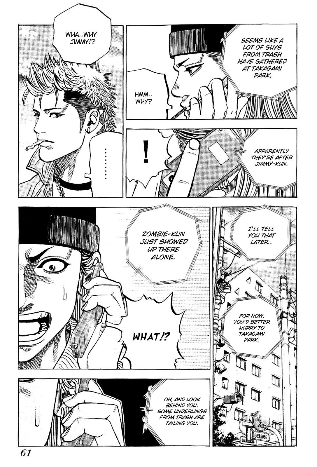 Gang King Vol.10 Chapter 73: Gentle page 9 - Mangakakalots.com