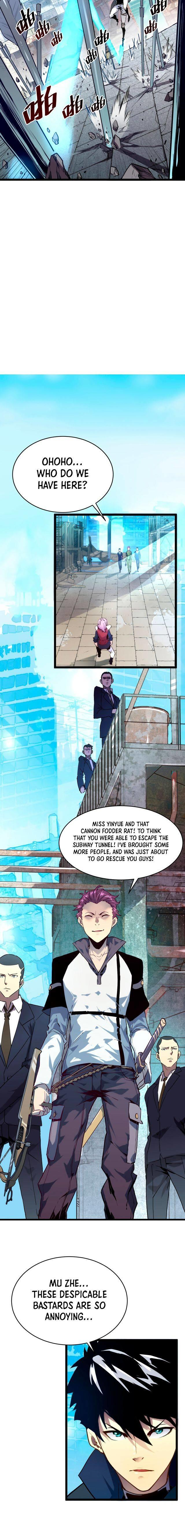 Rise From The Rubble Chapter 12 page 5 - Mangakakalots.com