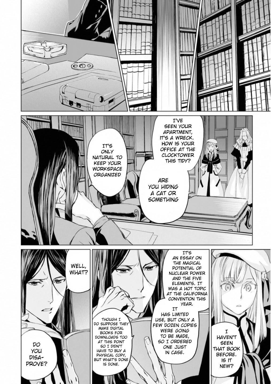 Lord El-Melloi Ii-Sei No Jikenbo Chapter 15 page 29 - Mangakakalots.com