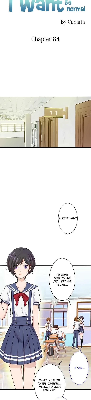 Futsuu Ni Naritai Chapter 84 page 4 - Mangakakalots.com