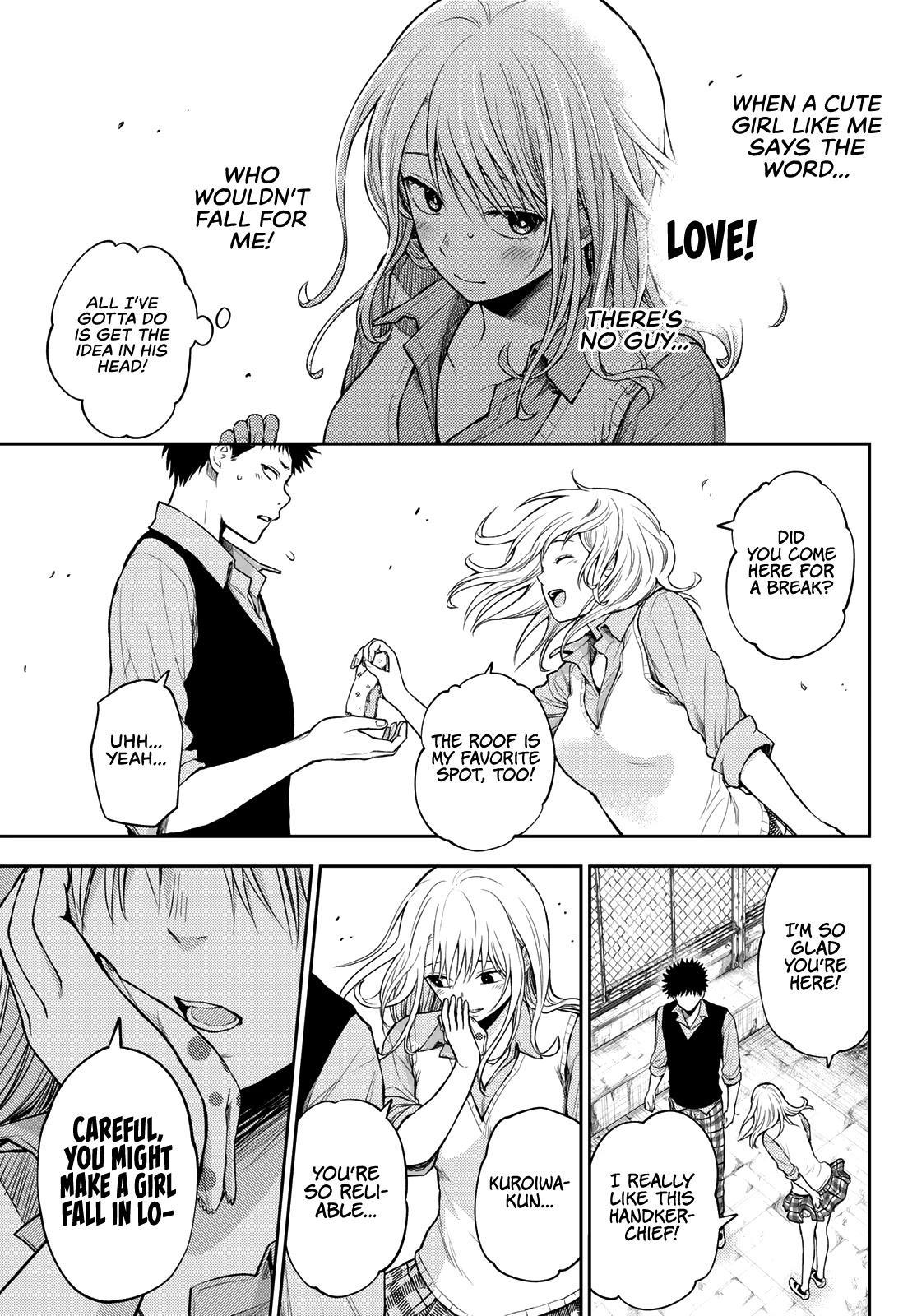 My Charms Are Wasted On Kuroiwa Medaka Chapter 6: Love With That Bastard page 11 - Mangakakalots.com