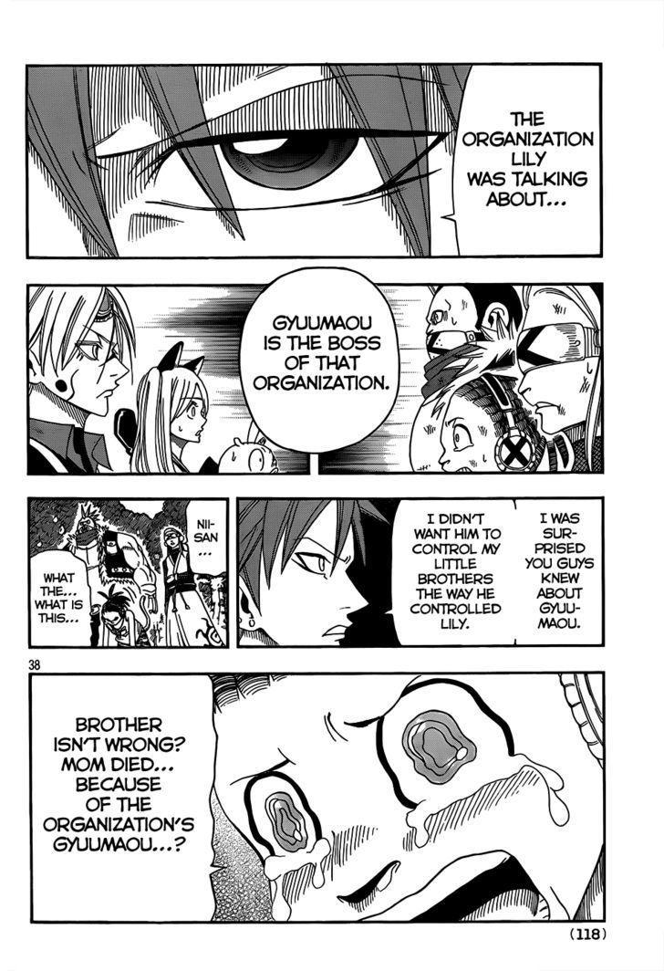 Buster Keel! Vol.3 Chapter 19 : Back To Life page 37 - Mangakakalots.com