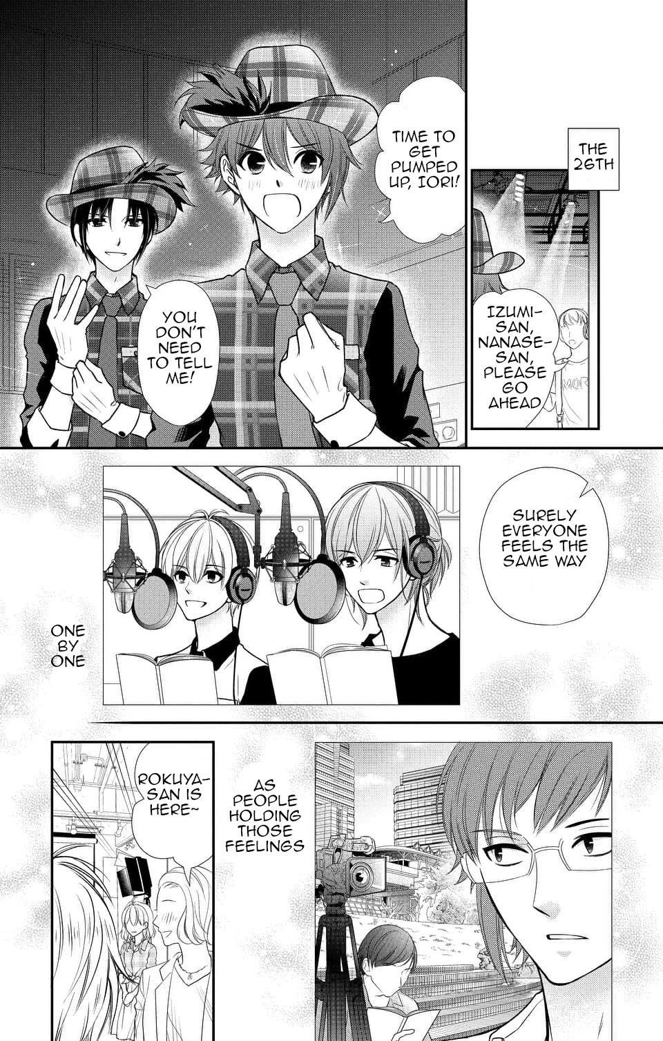 Idolish7 Chapter 14 page 25 - Mangakakalots.com