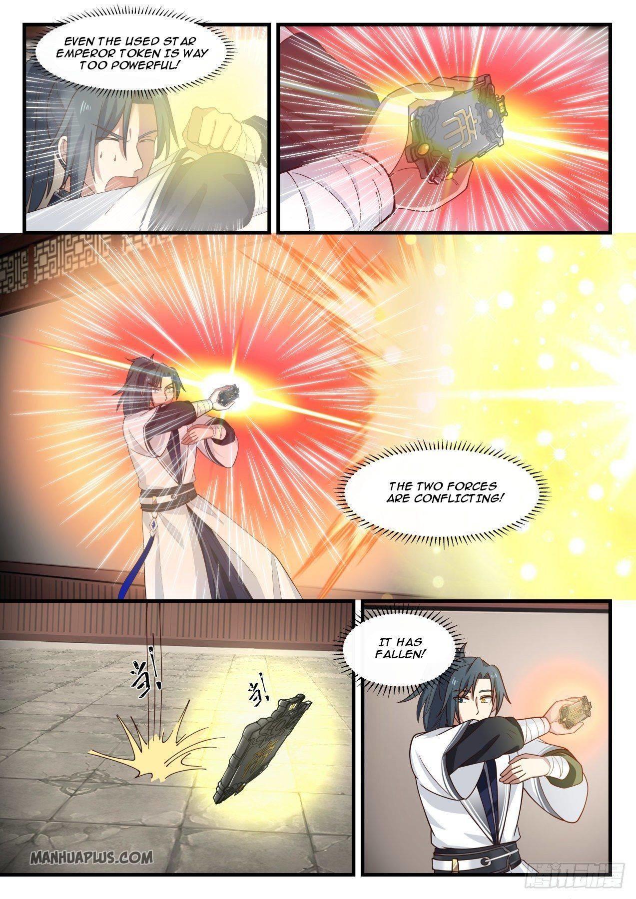 Martial Peak Chapter 1151 page 3 - Mangakakalots.com
