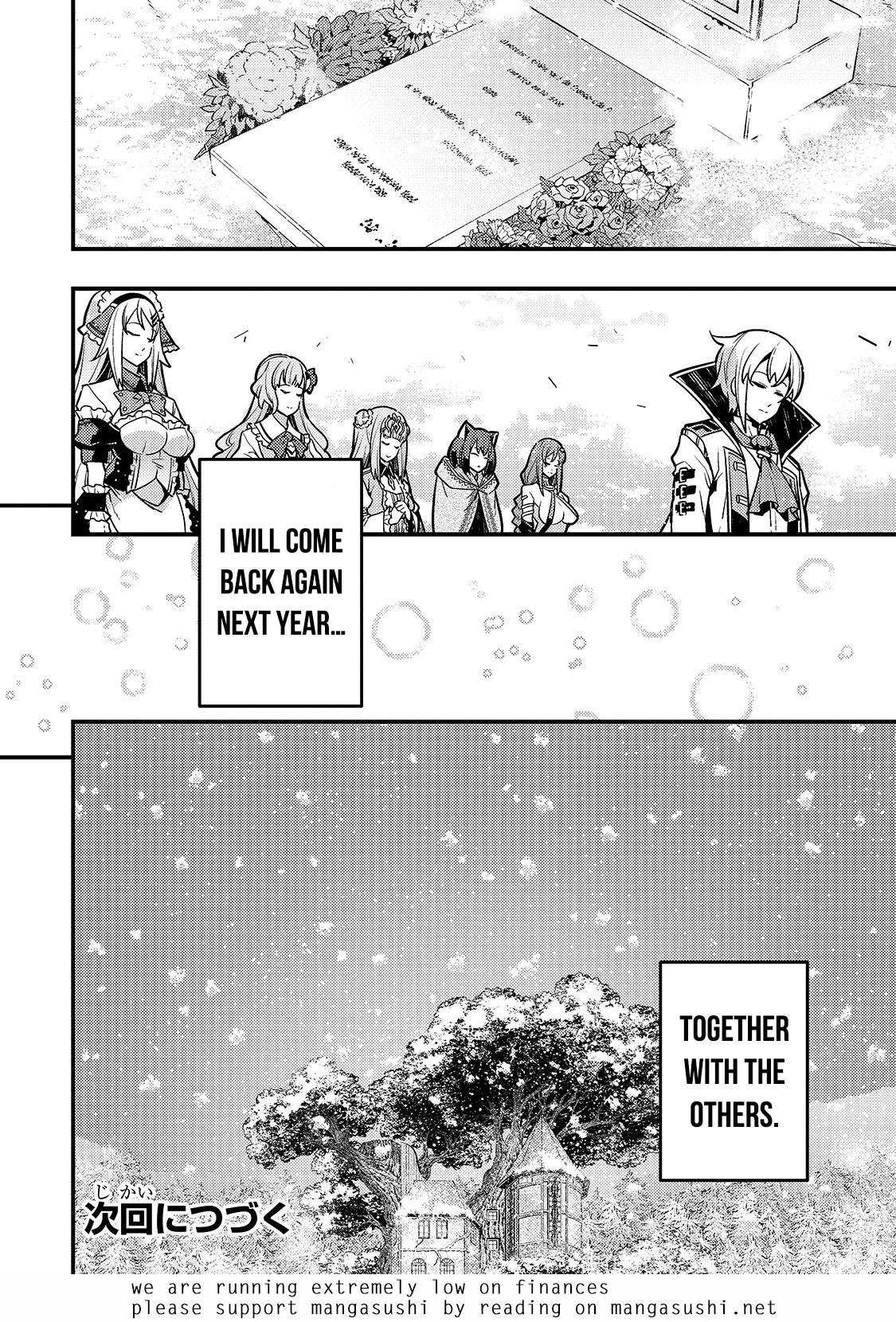 Kyoukai Meikyuu To Ikai No Majutsushi Chapter 34 page 29 - Mangakakalots.com