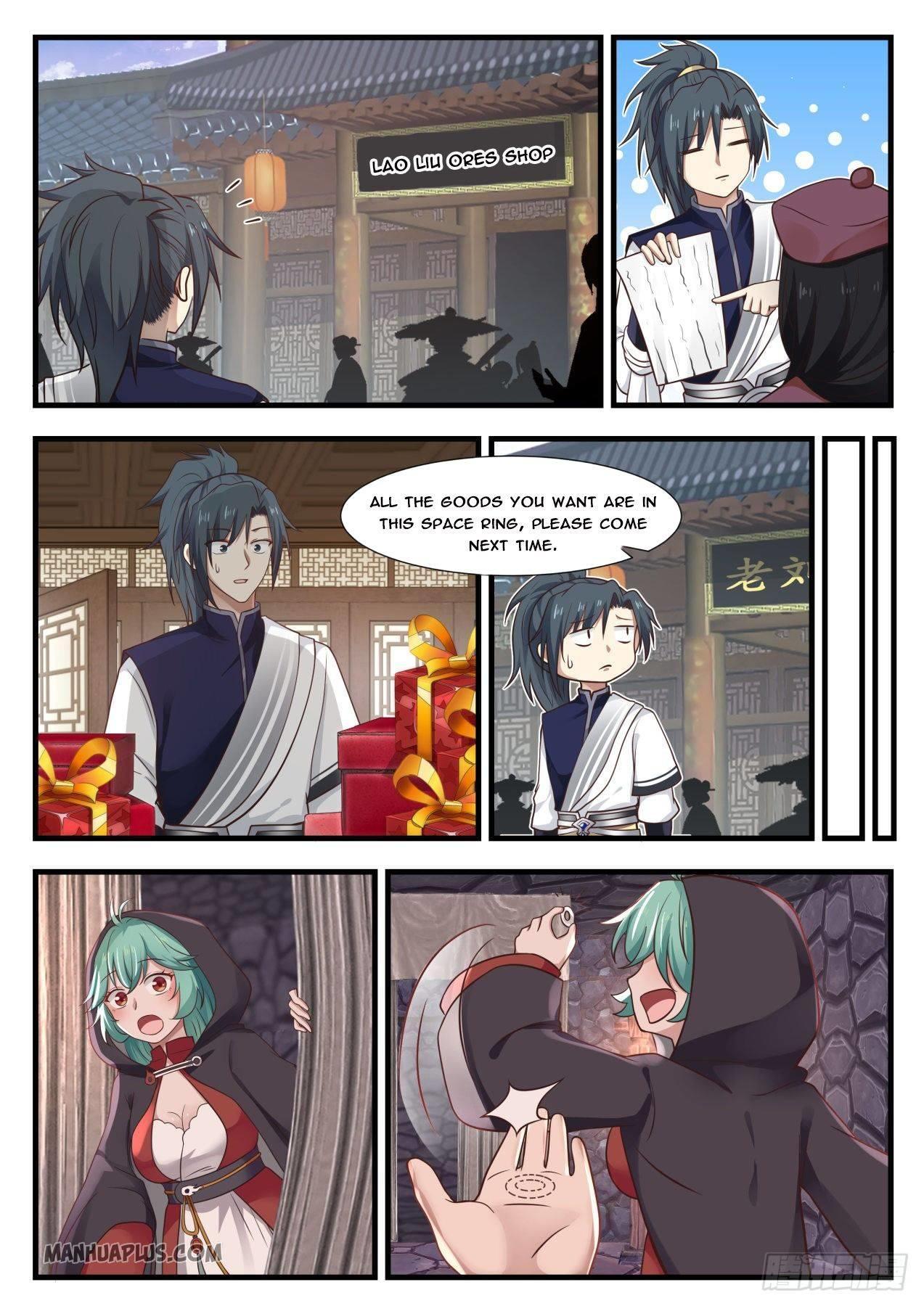 Martial Peak Chapter 995 page 4 - Mangakakalots.com