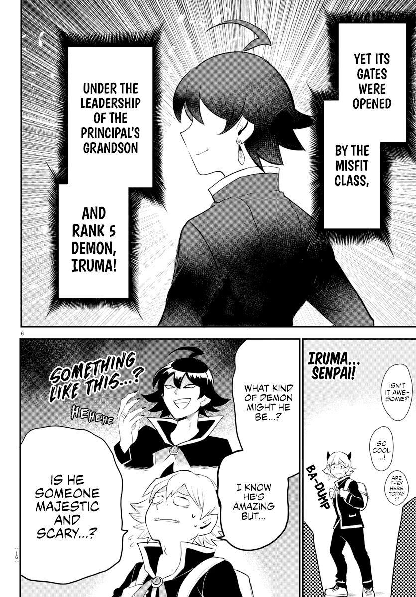 Mairimashita! Iruma-Kun Chapter 214: Welcome To Babyls! page 8 - Mangakakalots.com