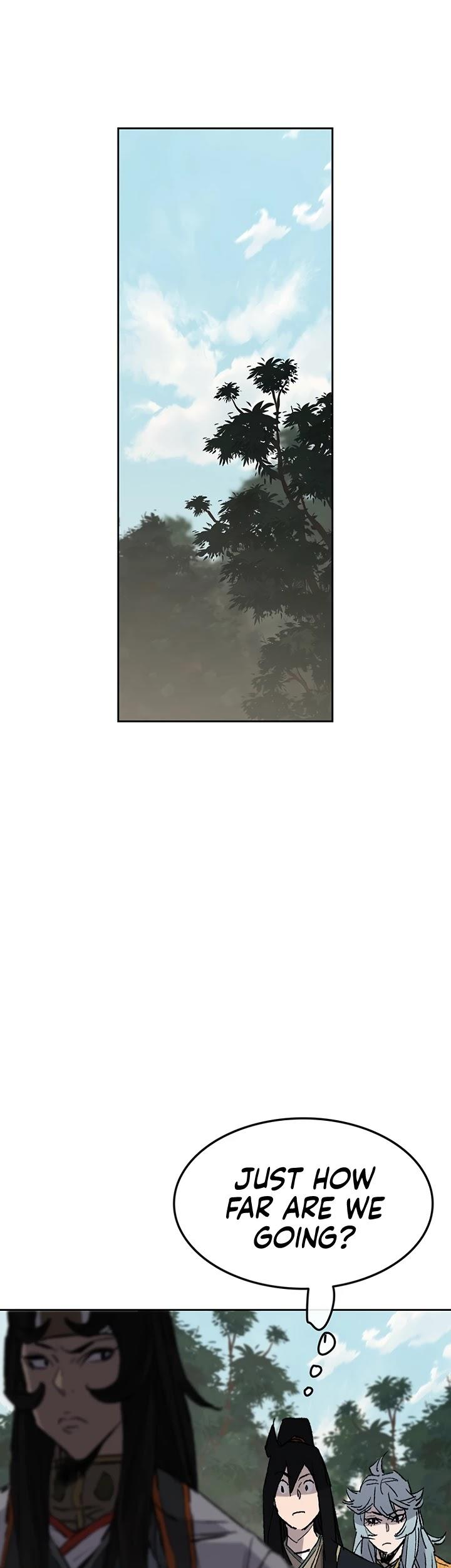 The Undefeatable Swordsman Chapter 74 page 18 - Mangakakalots.com