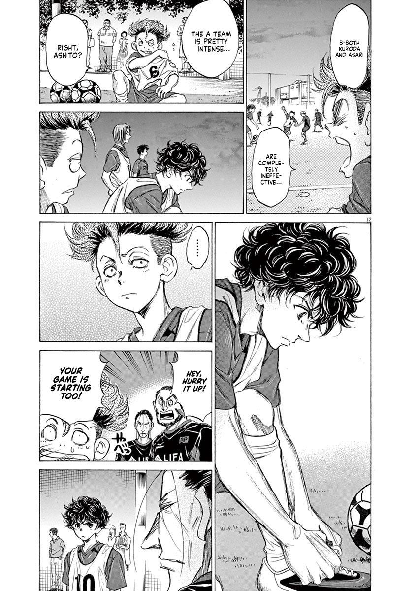 Ao Ashi Vol.7 Chapter 66: Look Out page 13 - Mangakakalots.com