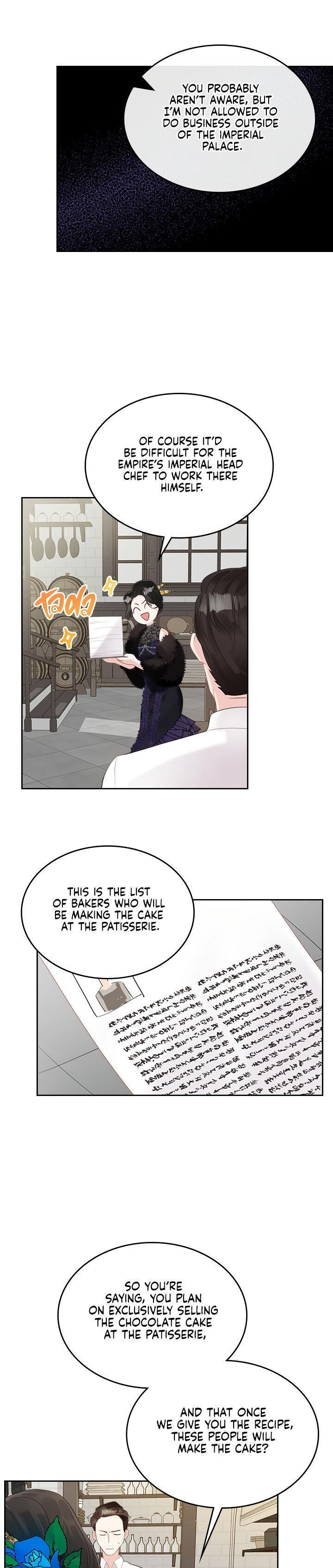 The Villainous Princess Wants To Live In A Gingerbread House Chapter 25 page 19 - Mangakakalots.com