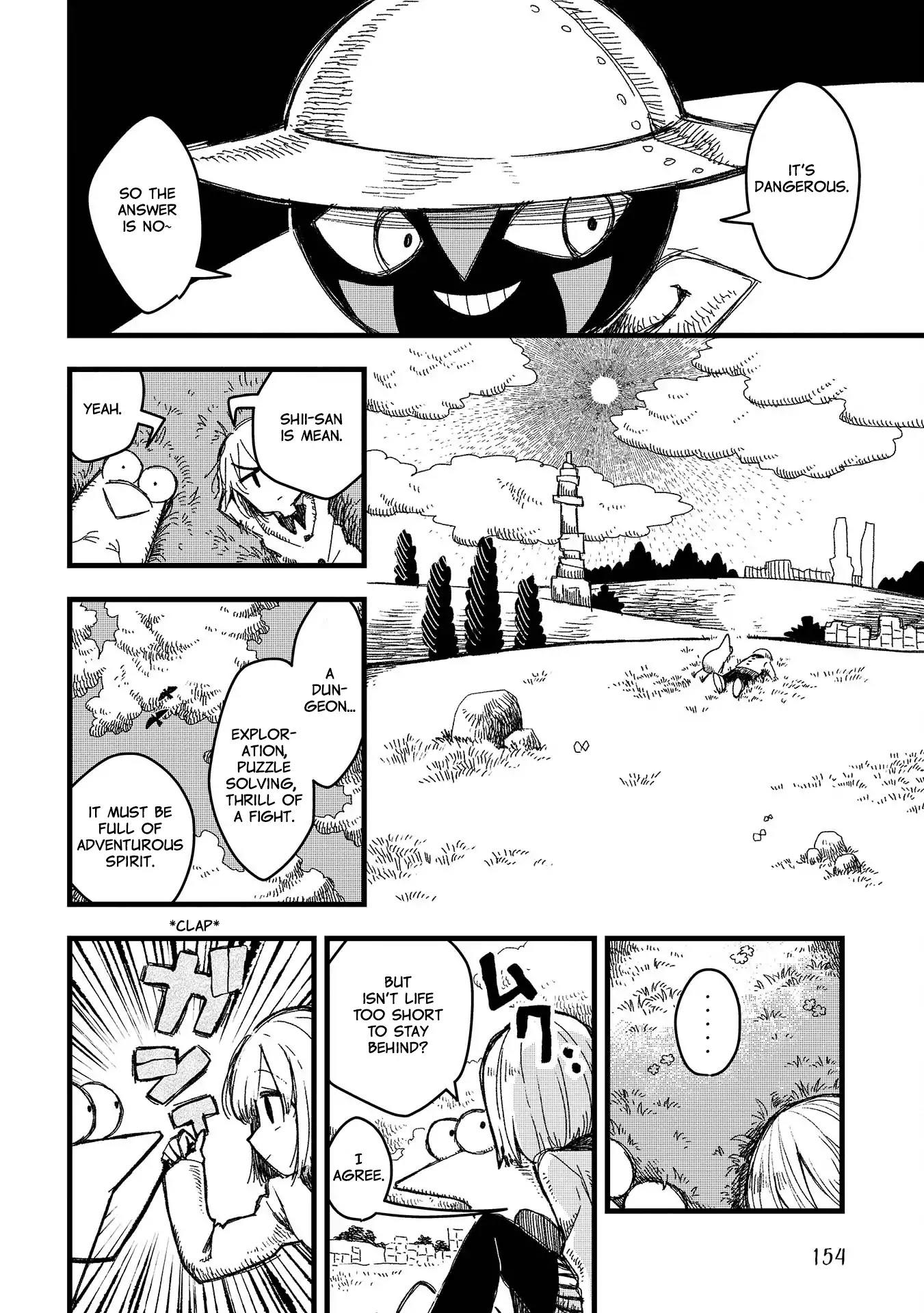 Rojica To Rakkasei Chapter 7: Let's Go To The Dungeon page 3 - Mangakakalots.com
