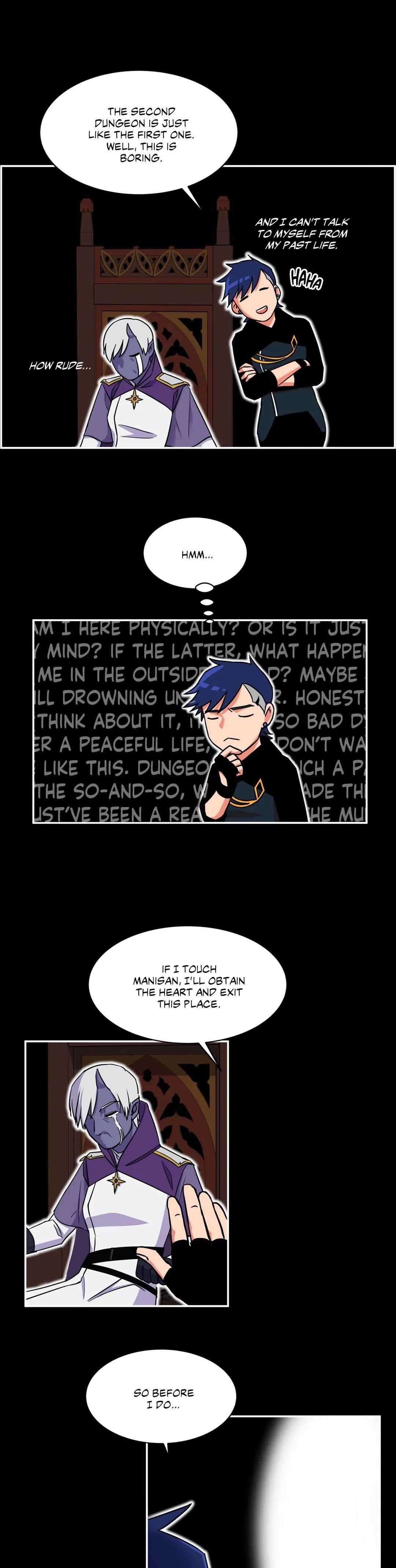 The Demon King Diaries Chapter 28 page 11 - Mangakakalots.com
