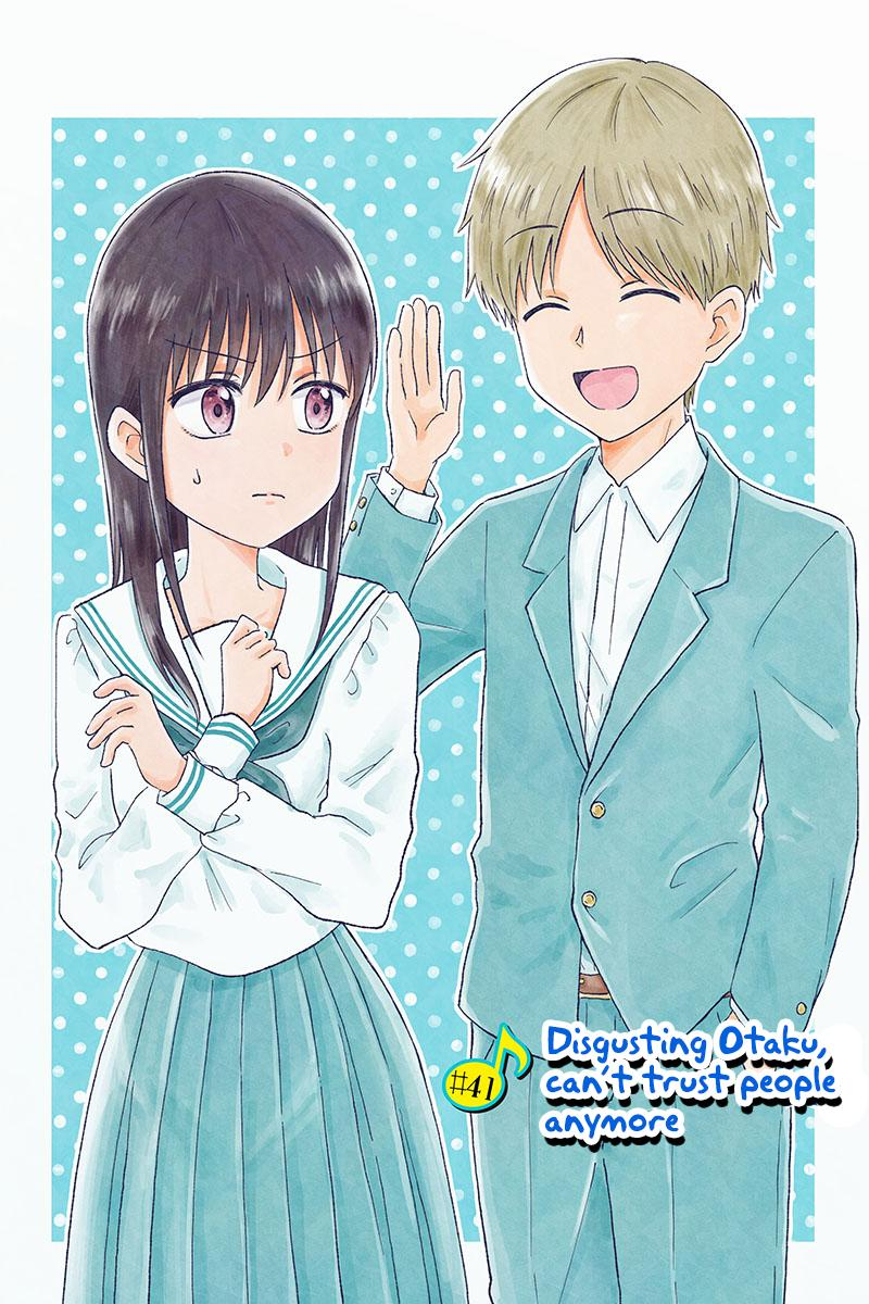 Kimoota, Idol Yarutteyo Vol.3 Chapter 41: Disgusting Otaku Can't Trust People Anymore page 2 - Mangakakalots.com