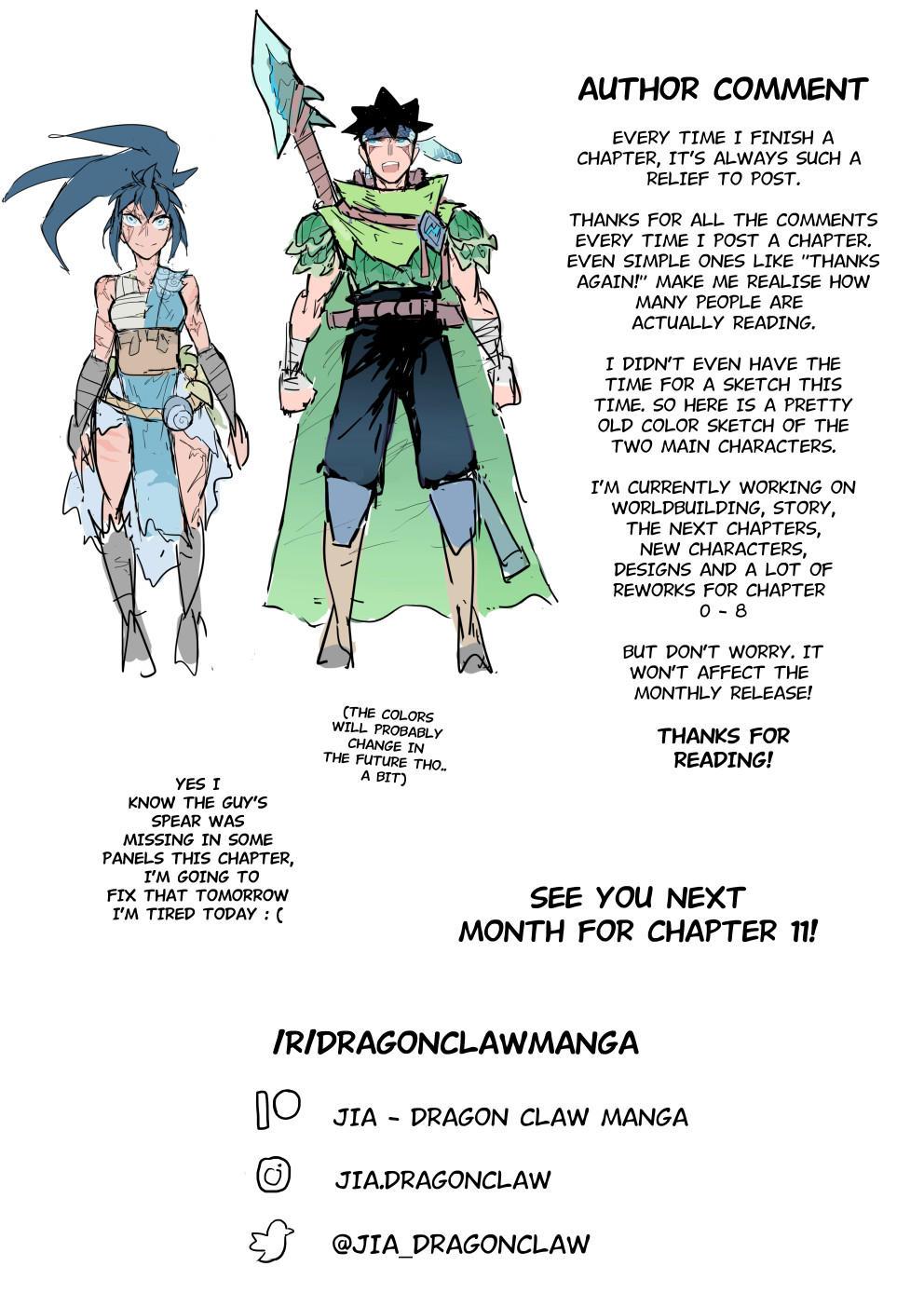 Dragon Claw Vol.2 Chapter 10: Dedication page 22 - Mangakakalots.com
