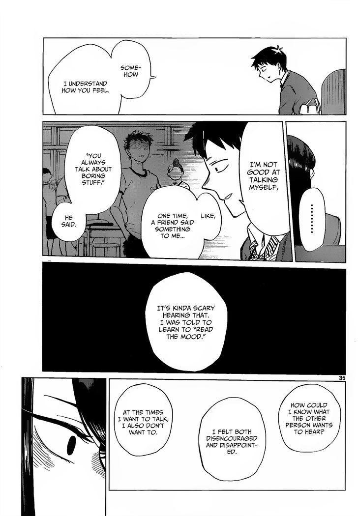 Komi-San Wa Komyushou Desu Vol.1 Chapter 0: One Shot page 37 - Mangakakalot
