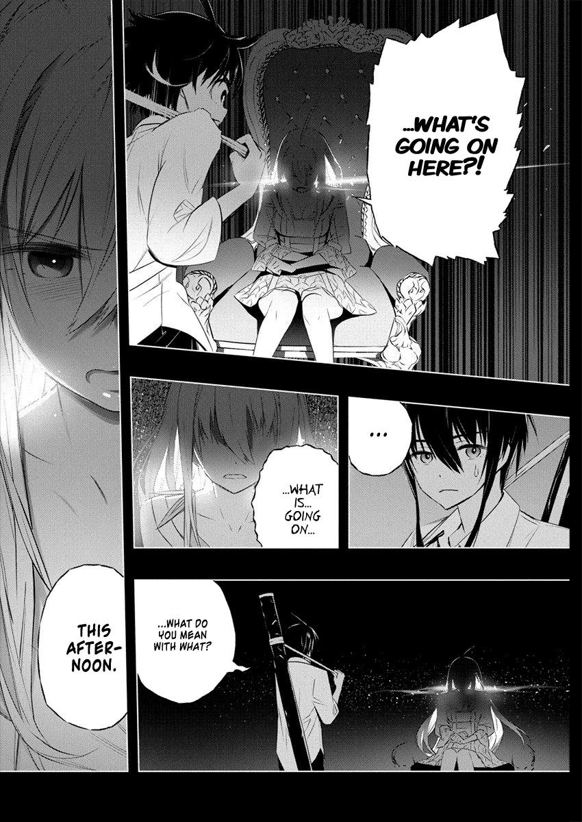 Our War That Ends The World, Or Perhaps The Crusade That Starts It Anew Chapter 36: Alice Explodes page 12 - Mangakakalots.com