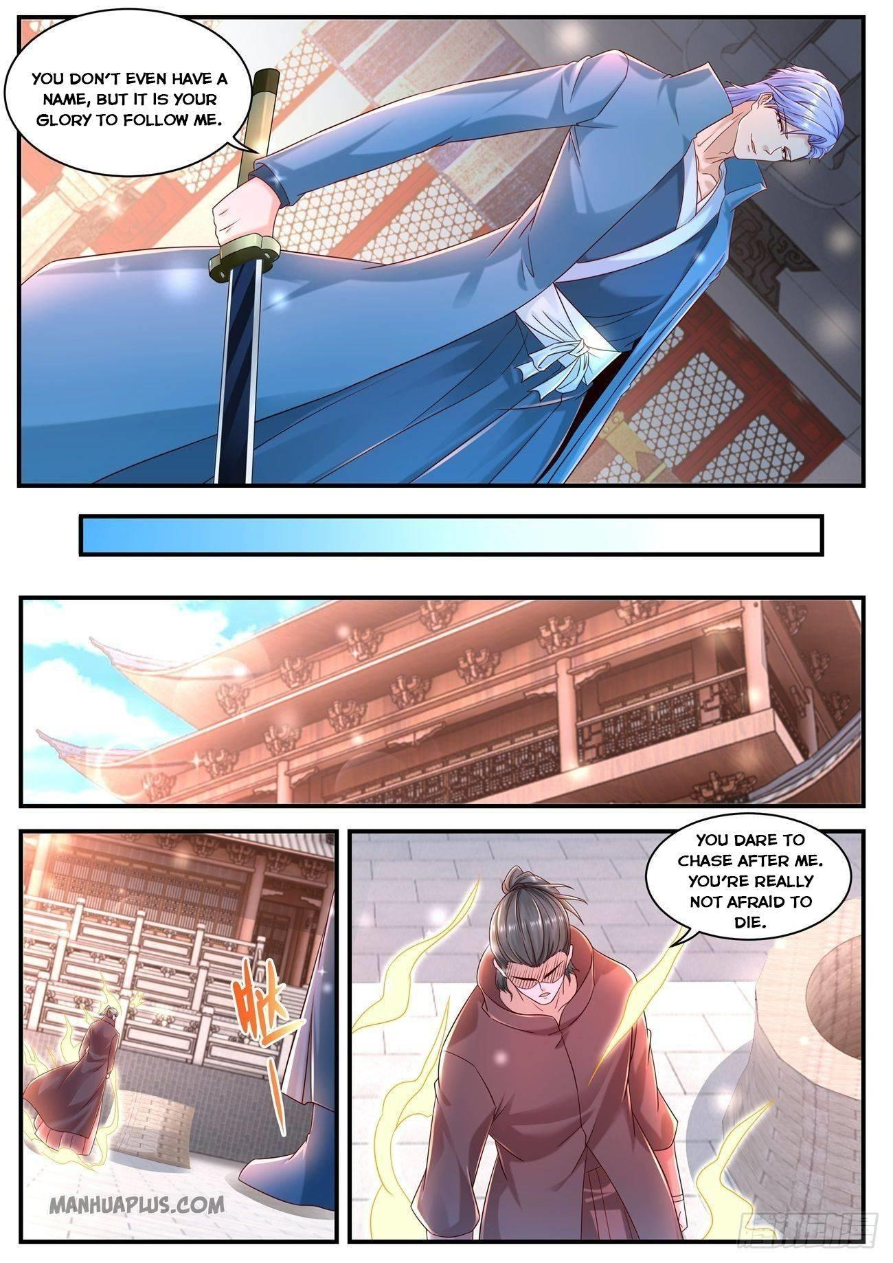 Rebirth Of The Urban Immortal Cultivator Chapter 594 page 8 - Mangakakalots.com