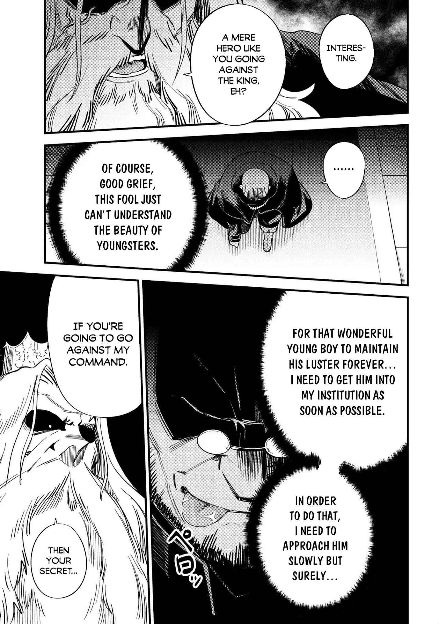 Kaifuku Jutsushi No Yarinaoshi Chapter 37.2 page 15 - Mangakakalots.com