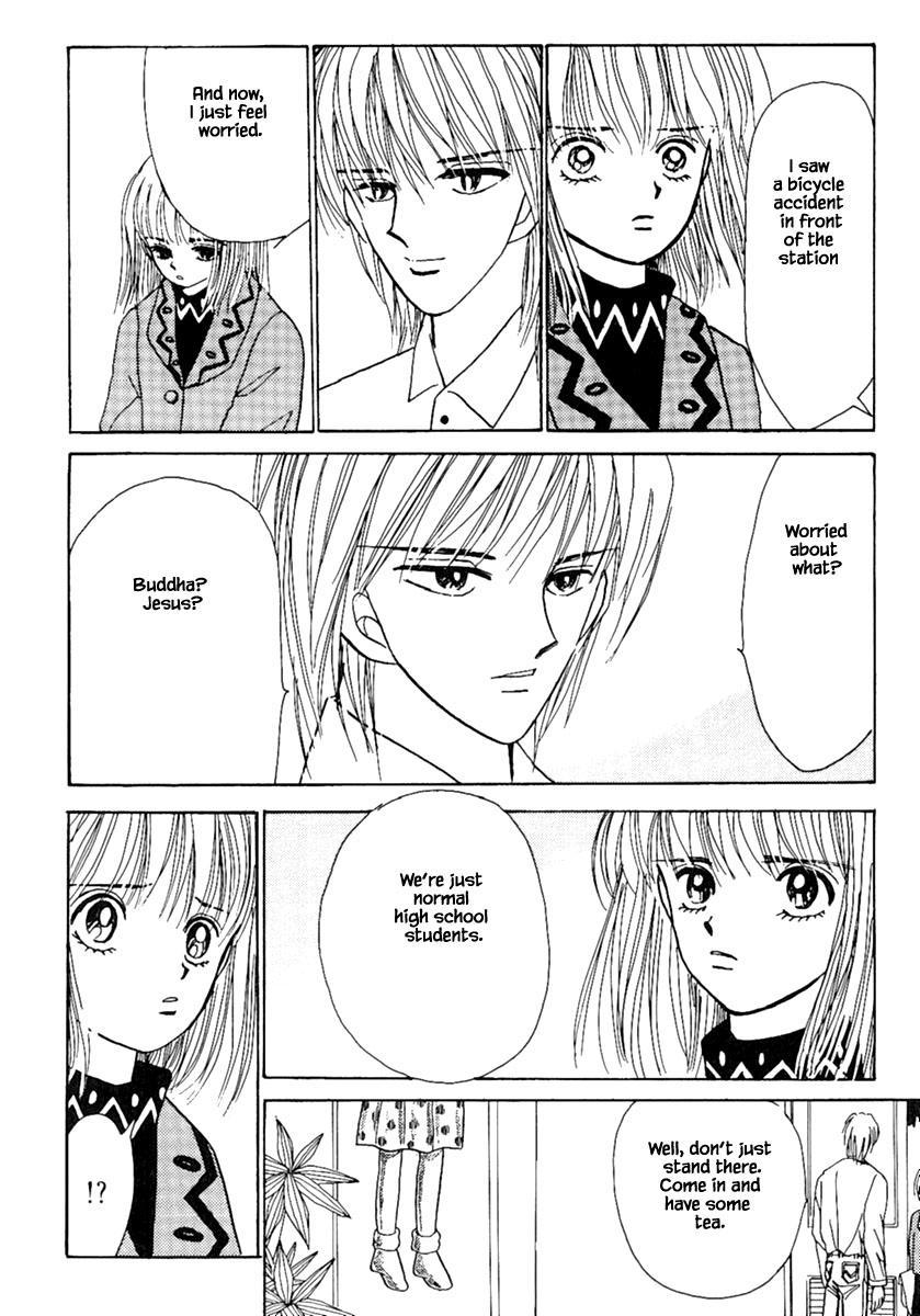Shi To Kanojo To Boku Chapter 7.2 page 7 - Mangakakalots.com