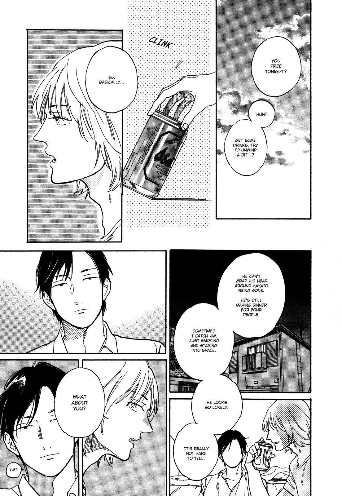 Stay Gold (Hideyoshico) Chapter 19 page 24 - Mangakakalots.com
