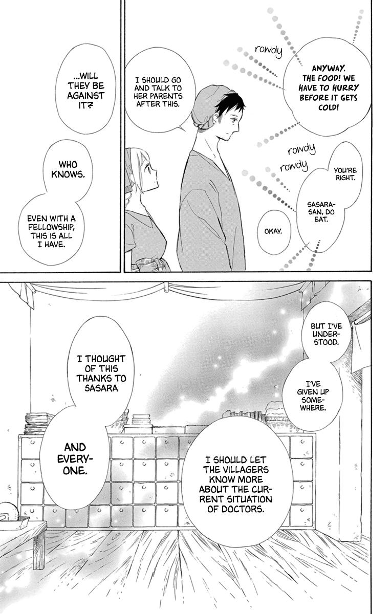 Colette Wa Shinu Koto Ni Shita Chapter 70 page 31 - Mangakakalots.com