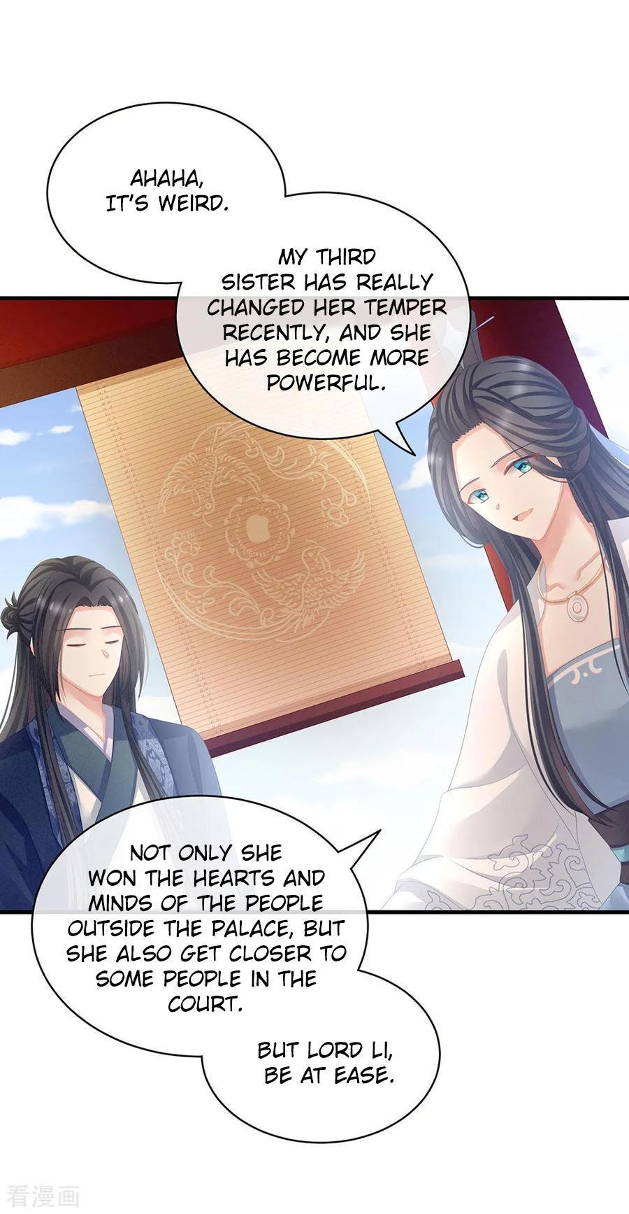 Empress's Harem Chapter 63 page 35 - Mangakakalots.com