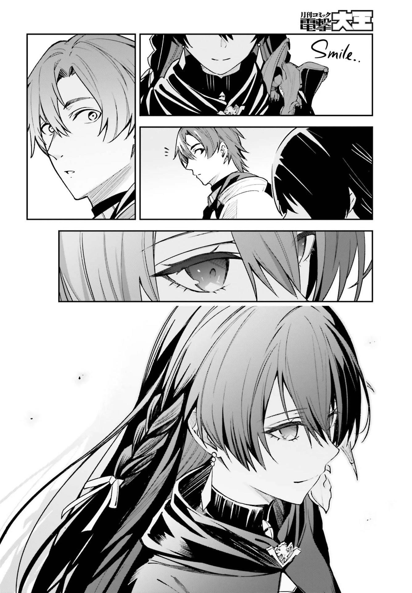 Unnamed Memory Chapter 9 page 30 - Mangakakalots.com