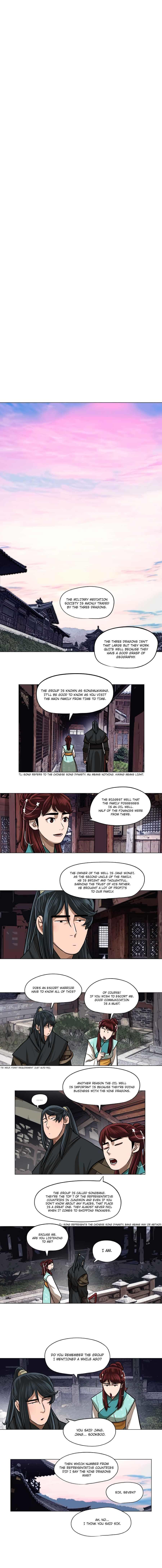 Escort Warrior Chapter 26 page 5 - Mangakakalots.com
