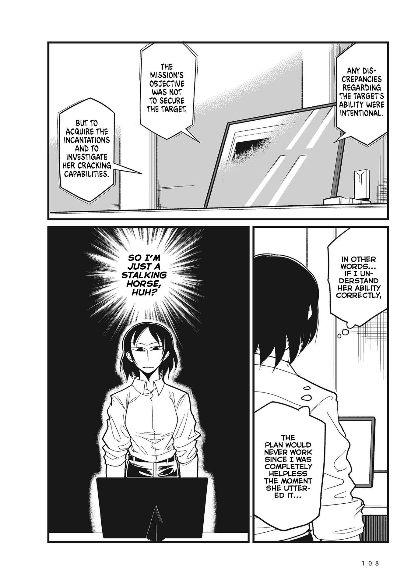 Sora Ni Mairu Vol.1 Chapter 6: Confronting S. page 8 - Mangakakalots.com