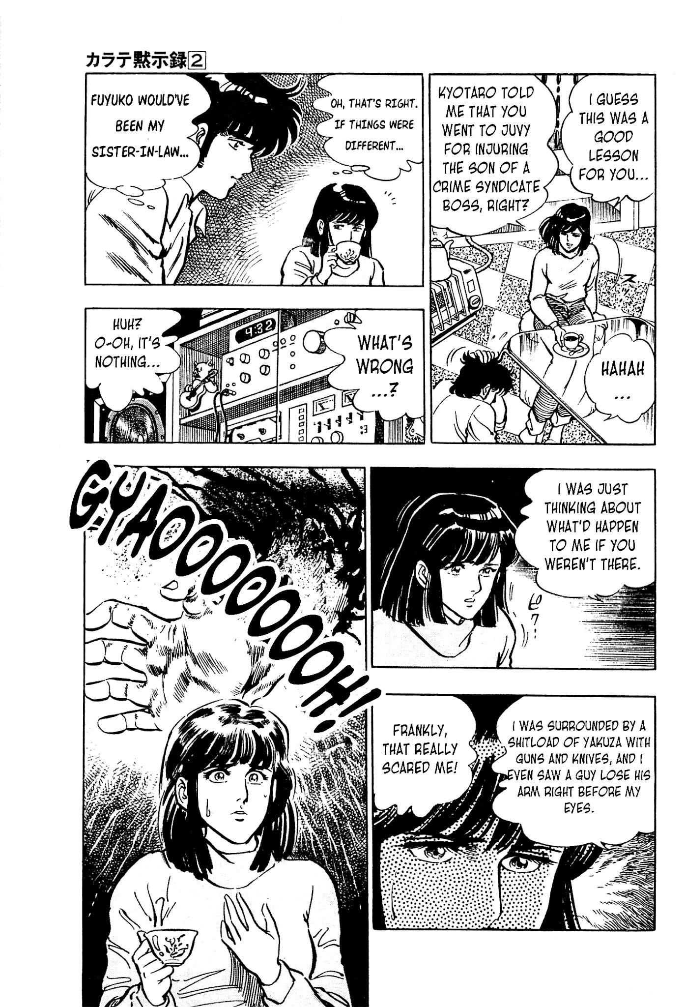 Karate Apocalypse Chapter 9: Premeditated Murder page 22 - Mangakakalots.com