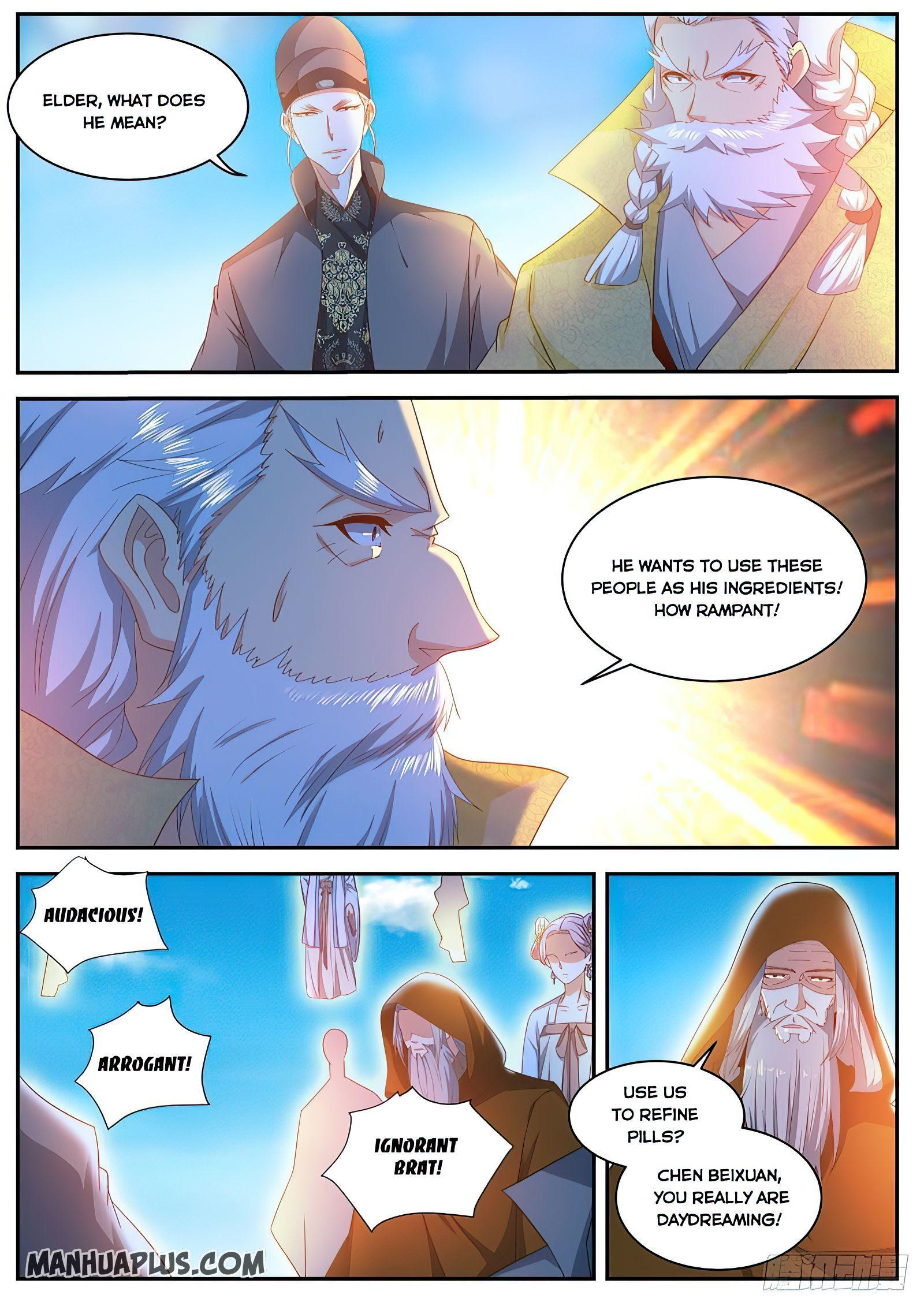 Rebirth Of The Urban Immortal Cultivator Chapter 488 page 2 - Mangakakalots.com