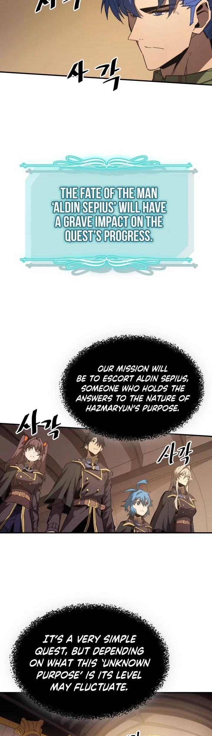 A Returner's Magic Should Be Special Chapter 124 page 3 - Mangakakalots.com