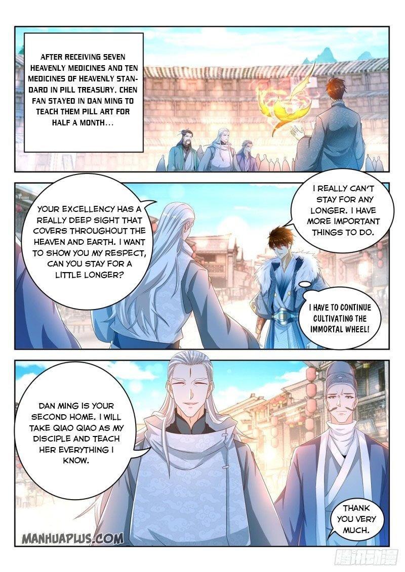 Rebirth Of The Urban Immortal Cultivator Chapter 477 page 11 - Mangakakalots.com