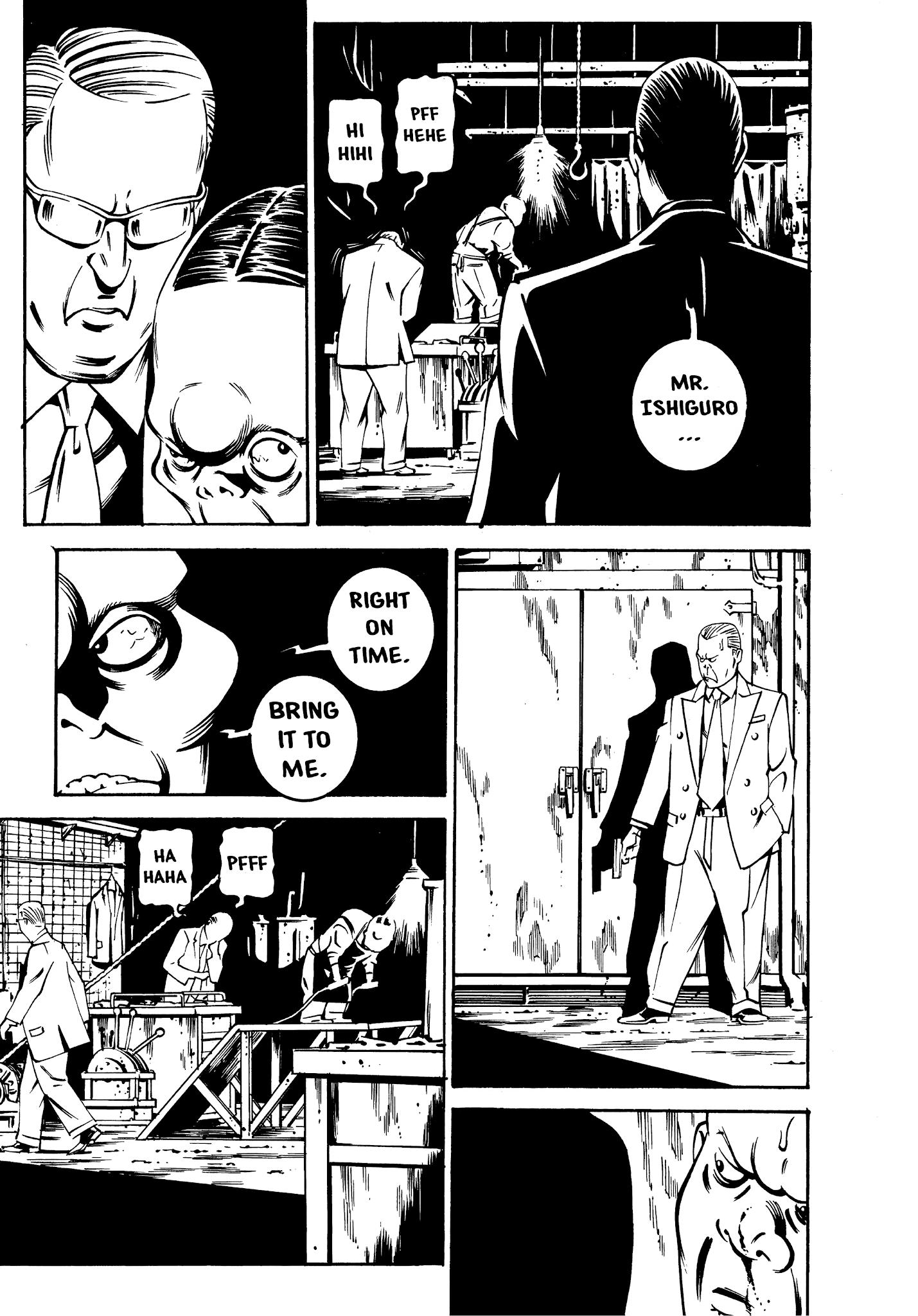 Deathco Chapter 13: The Playground (3) page 13 - Mangakakalots.com