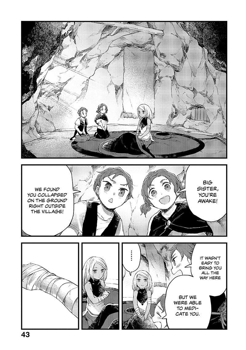 Alpi - The Soul Sender Vol.3 Chapter 12: The Soaring Rocks, Part 1 page 8 - Mangakakalots.com